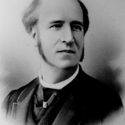 Joseph Guyot (1836-1924), propriétaire du château de 1864 à 1924 © Musée du château de Dourdan