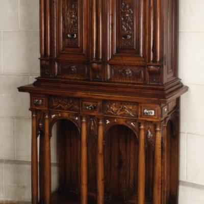 Cabinet Renaissance, XVI-XVIIe siècles, legs Chapin 1983 © Musée du château de Dourdan