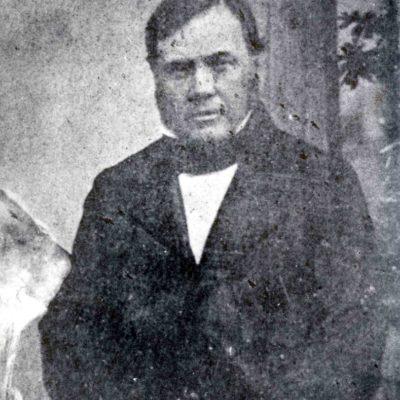 Amédée Guénée (1802-1863), propriétaire du château de 1852 à 1863 © Musée du château de Dourdan