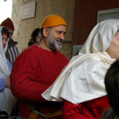 Fête médiévale 2018, amis du château et du musée de Dourdan © Musée du château