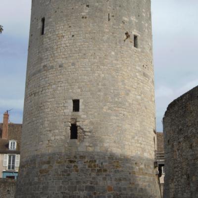 Donjon ou grosse tour © Musée du château de Dourdan / François Poche
