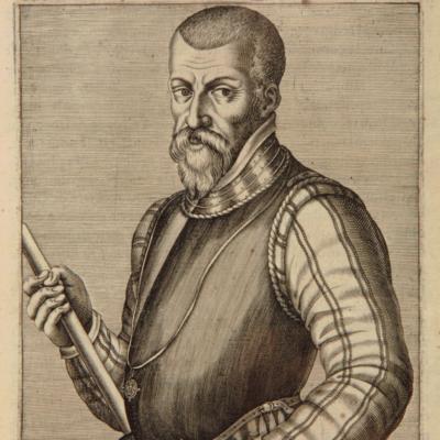 François de Lorraine, duc de Guise (1519-1563) Propriétaire du château de 1549 à 1563 © Musée du château de Dourdan