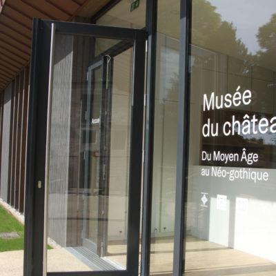 Nouvel accueil © Ville de Dourdan