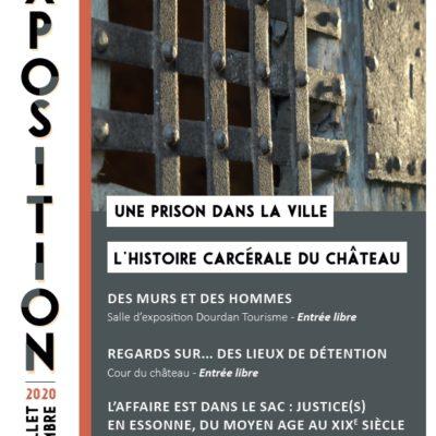 Affiche_expo_Prison_Dourdan