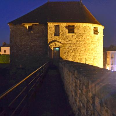 Nuit-des-musees-2021 © Musée du château de Dourdan