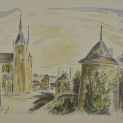 Elisabeth Wrede © Musée du château de Dourdan