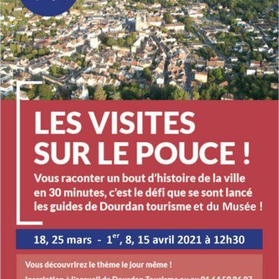 Visites-sur-le-Pouce-Dourdan-2021-Affiche
